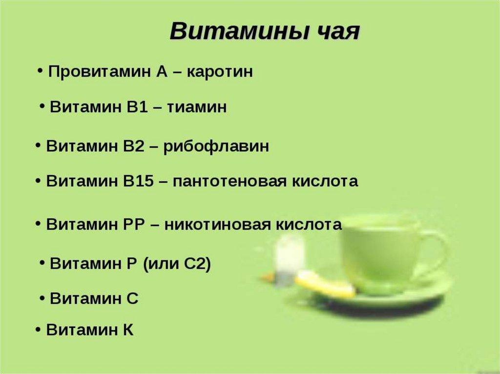 свойства бадьяна на организм человека в чае