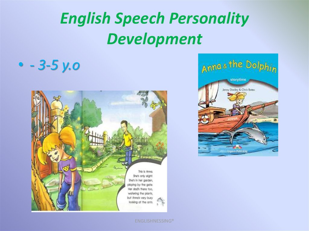 English Speech Personality Development