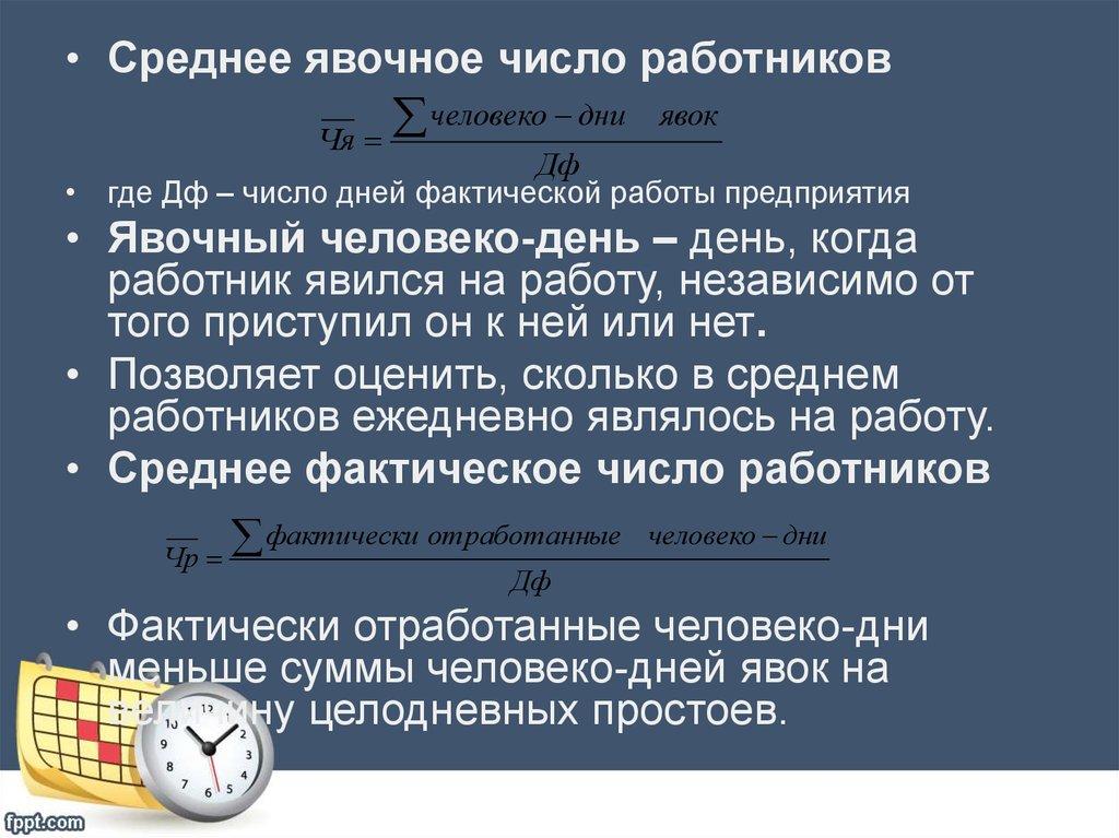 Кол во отработанных работниками списочного состава человеко часов