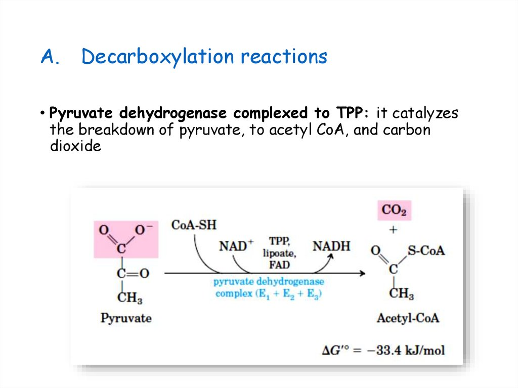 Decarboxylation reactions