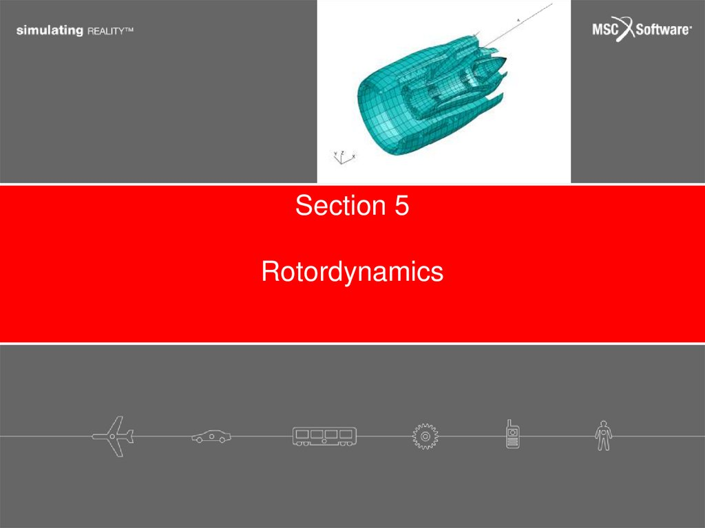 Section 5 Rotordynamics