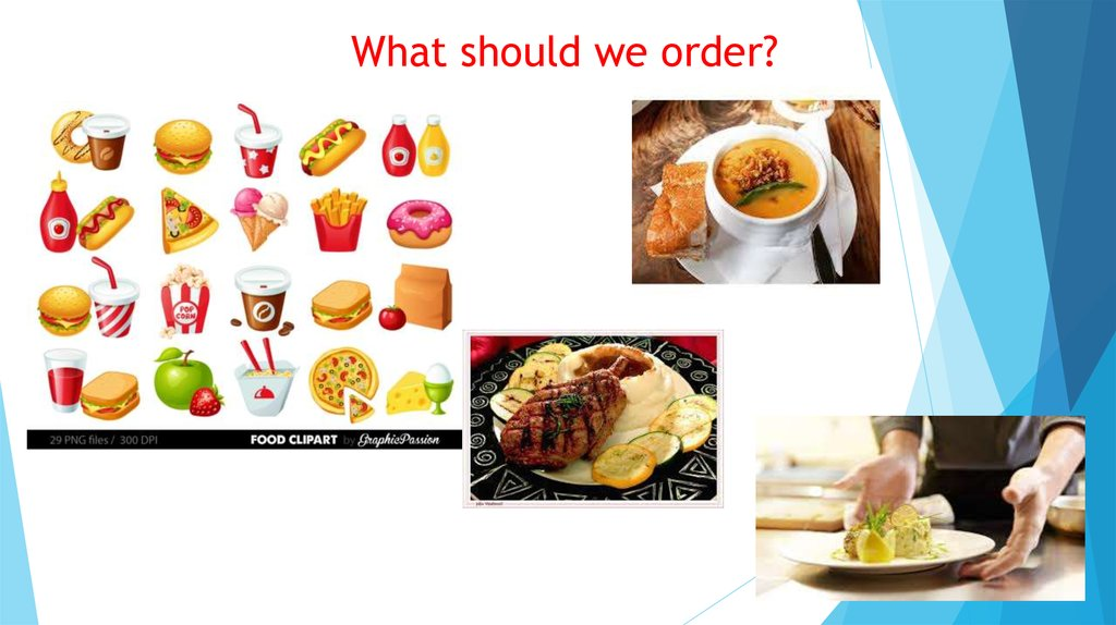 What should we order?