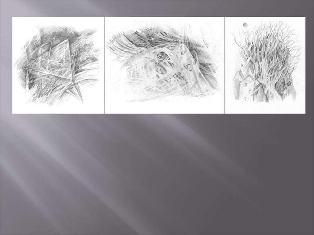 Художественные средства построения композиции точка линия пятно фото