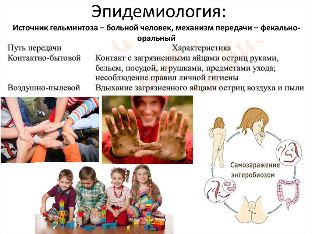 epidemiologia enterobiozei pantofi de balet pentru viermi pentru copii