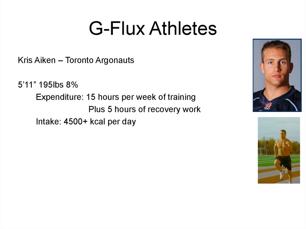 G-Flux Athletes