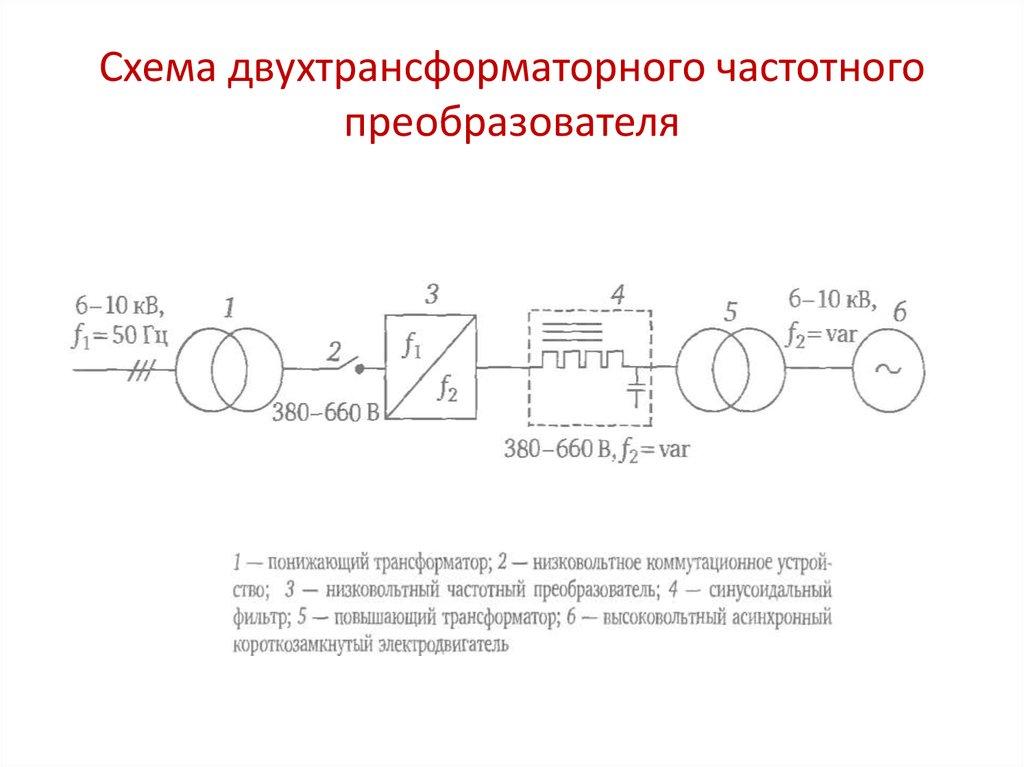 картинка транзисторного преобразователя частоты побед больших