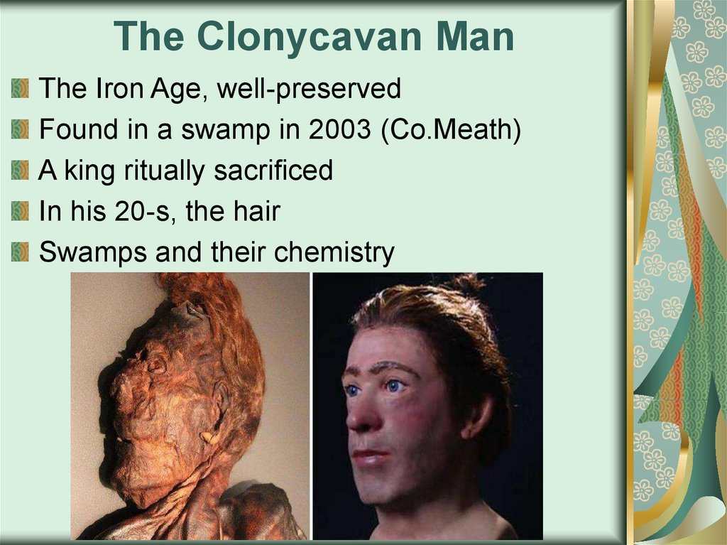 The Clonycavan Man