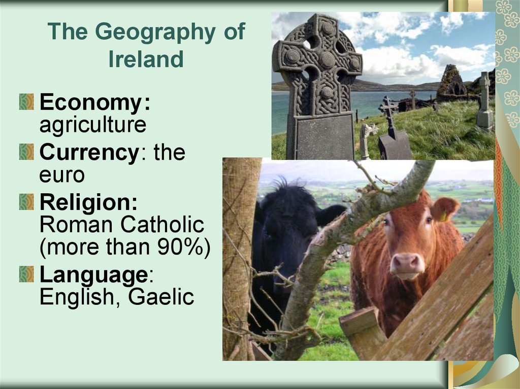 The Geography of Ireland