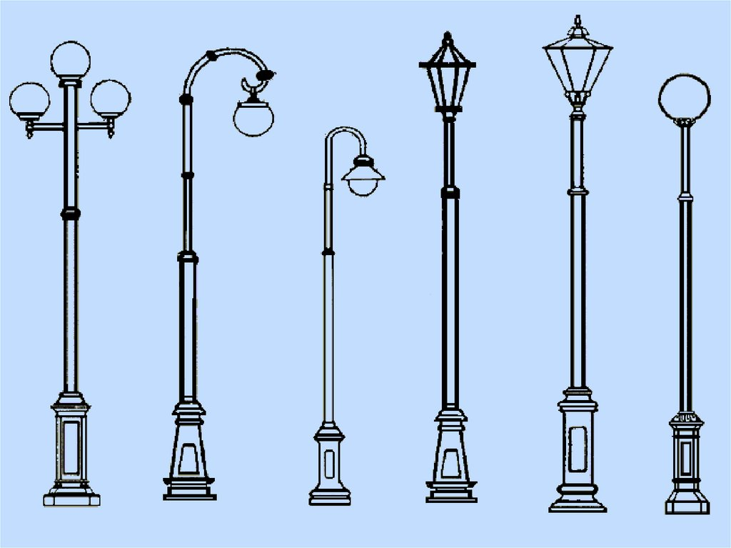 Картинки рисованных фонарей