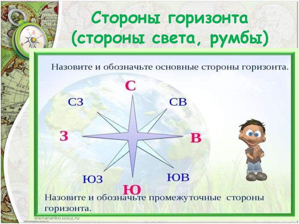 фотография компаса с подписанием сторон света мире много