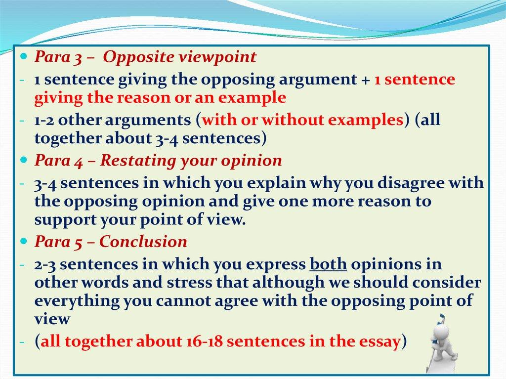 Essays technology