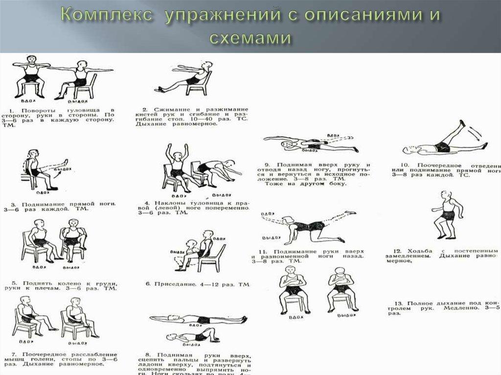 упражнения для рук с картинками и описанием говорят