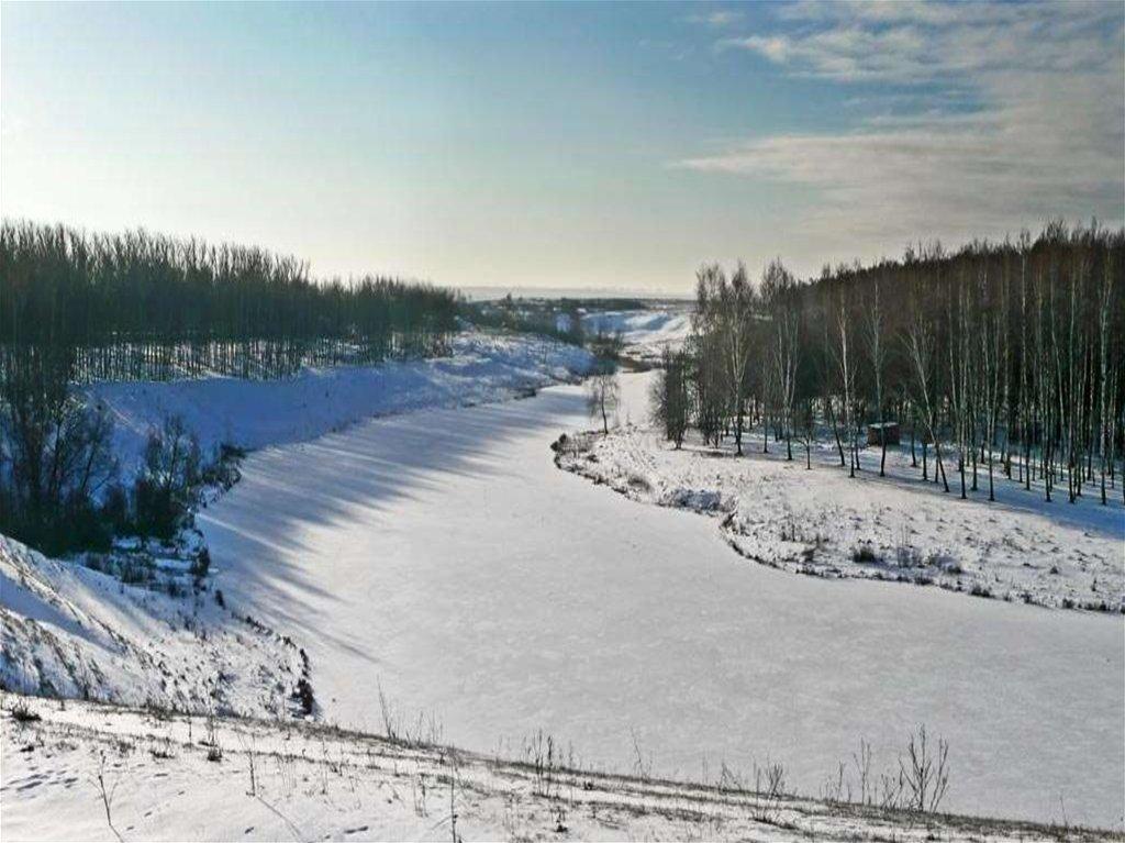 правила безопасности на водоемах в зимний период