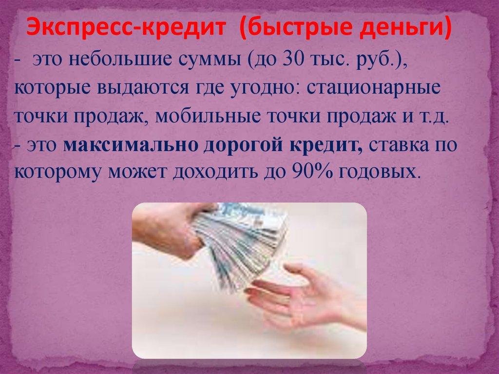 кредит на 30 тыс руб авто в кредит без подтверждения доходов