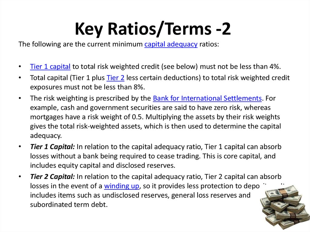 Key Ratios/Terms -2