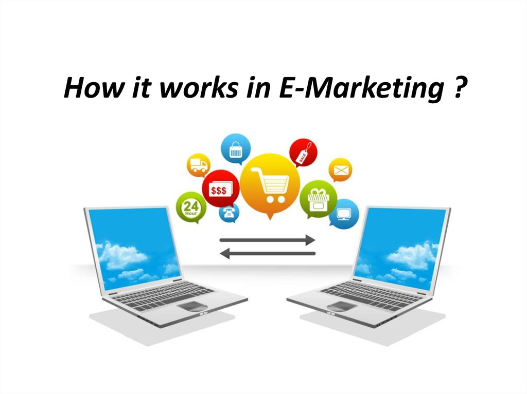 How it works in E-Marketing ?