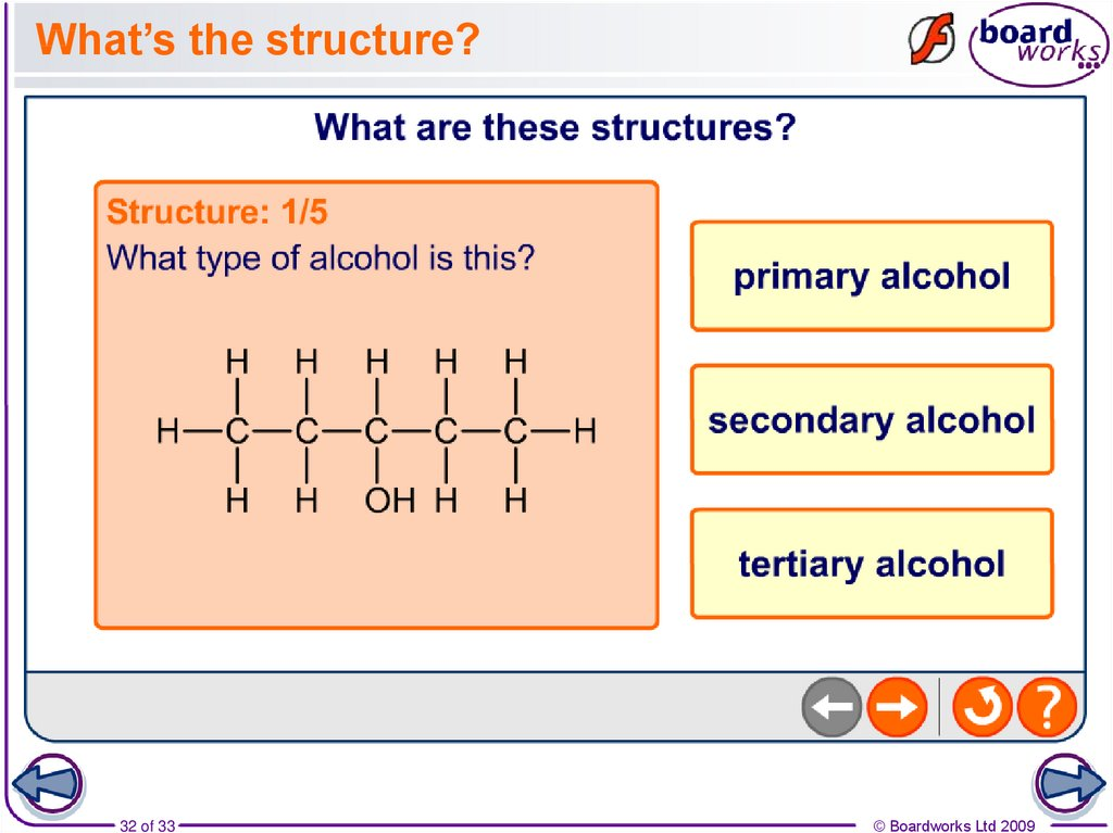 What's the structure?