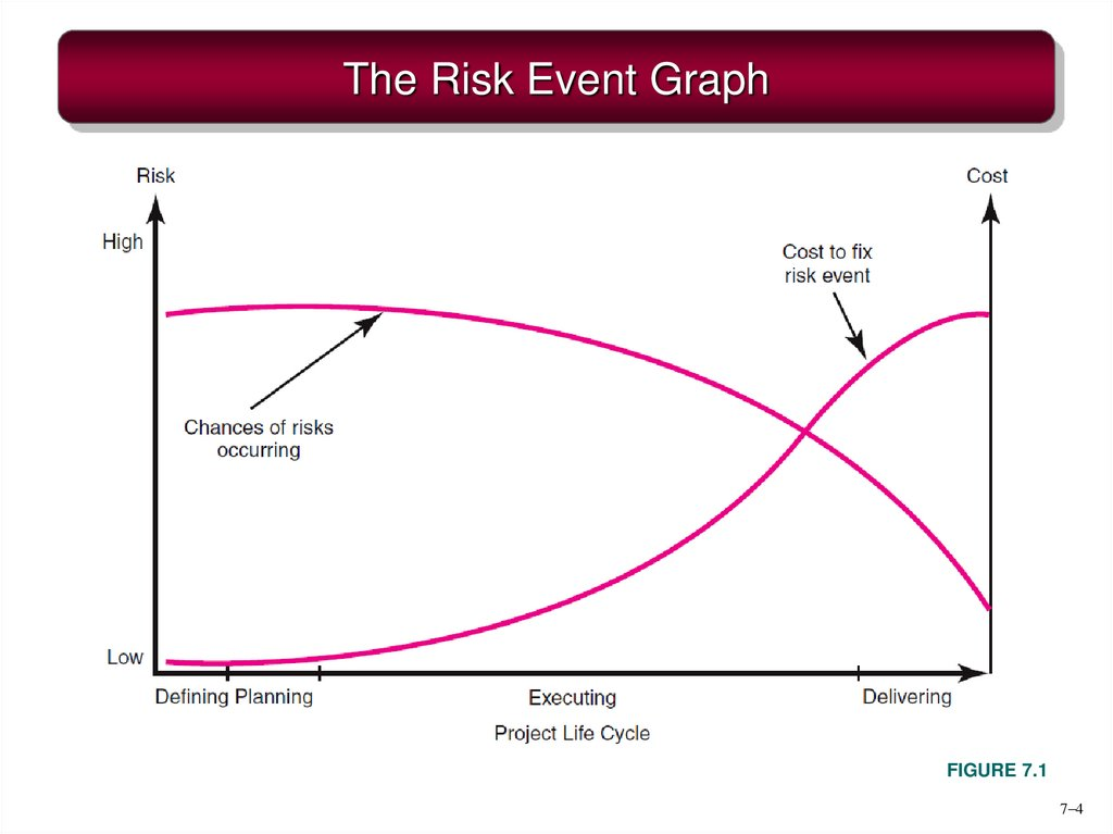 The Risk Event Graph