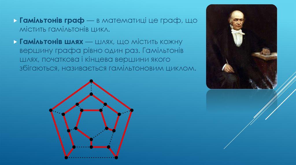 Основи теорії графів - презентация онлайн