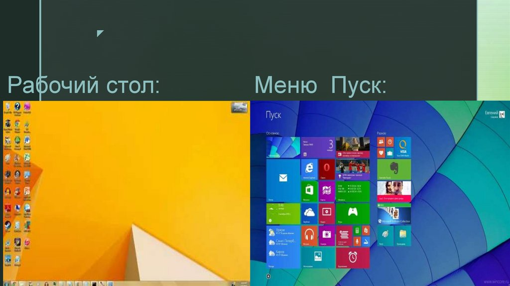Windows 8: