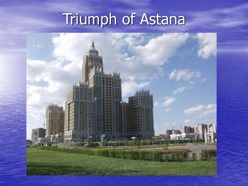 Triumph of Astana