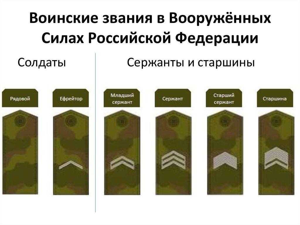 имя воинский состав и воинские звания в картинках питания территории