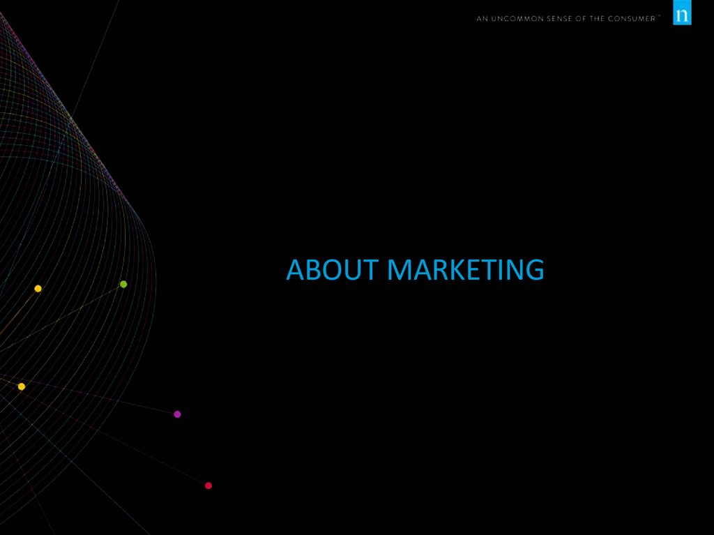 About marketing