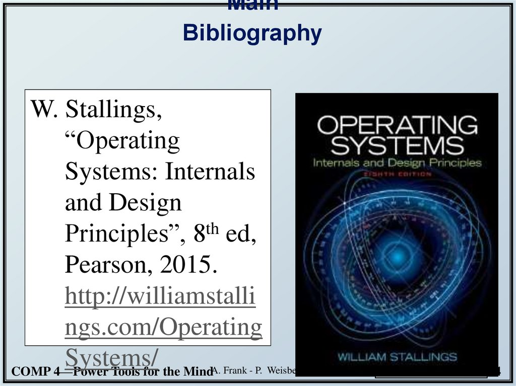 Software Operating System Lecture 3 Online Presentation