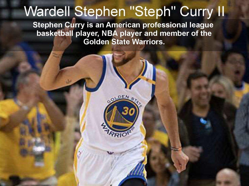 Wardell Stephen \