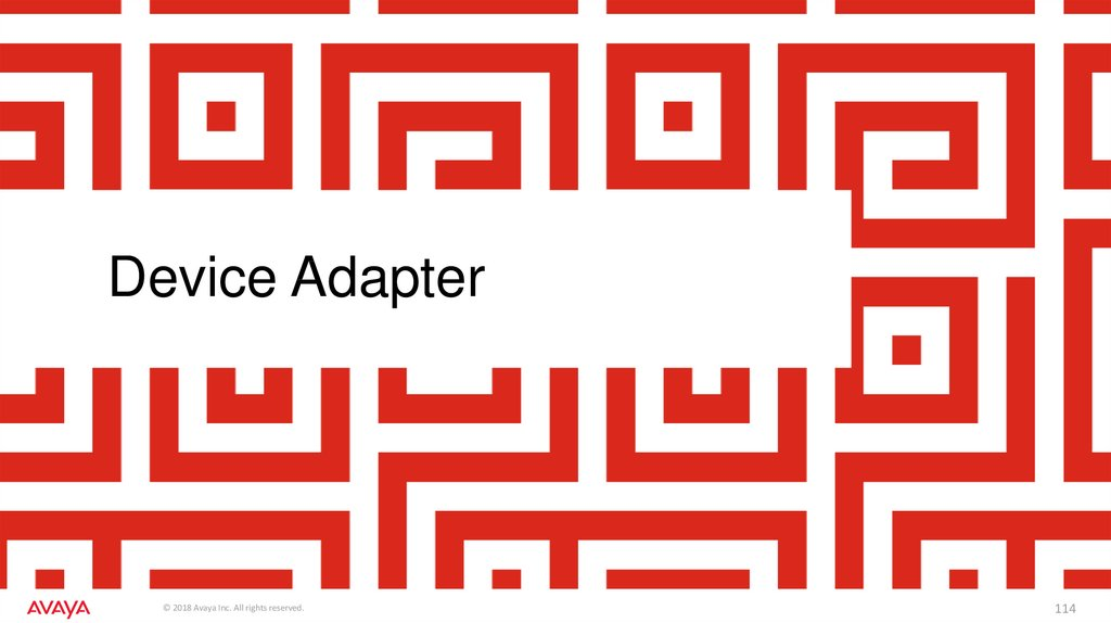 Device Adapter