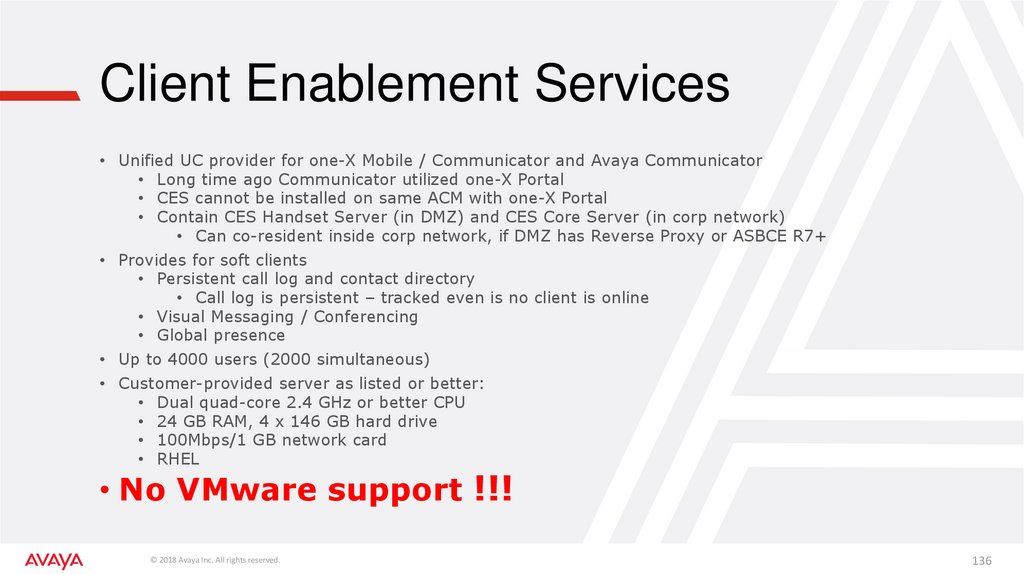 Client Enablement Services
