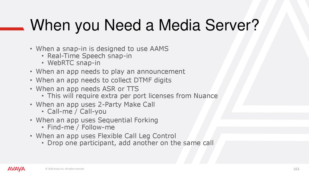 When you Need a Media Server?