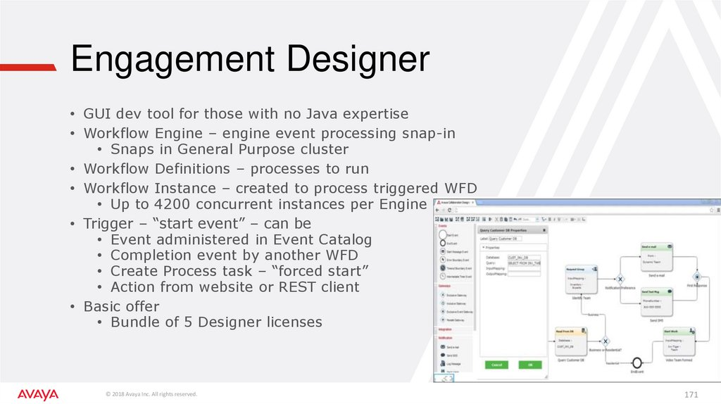 Engagement Designer