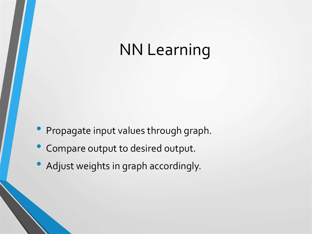 NN Learning