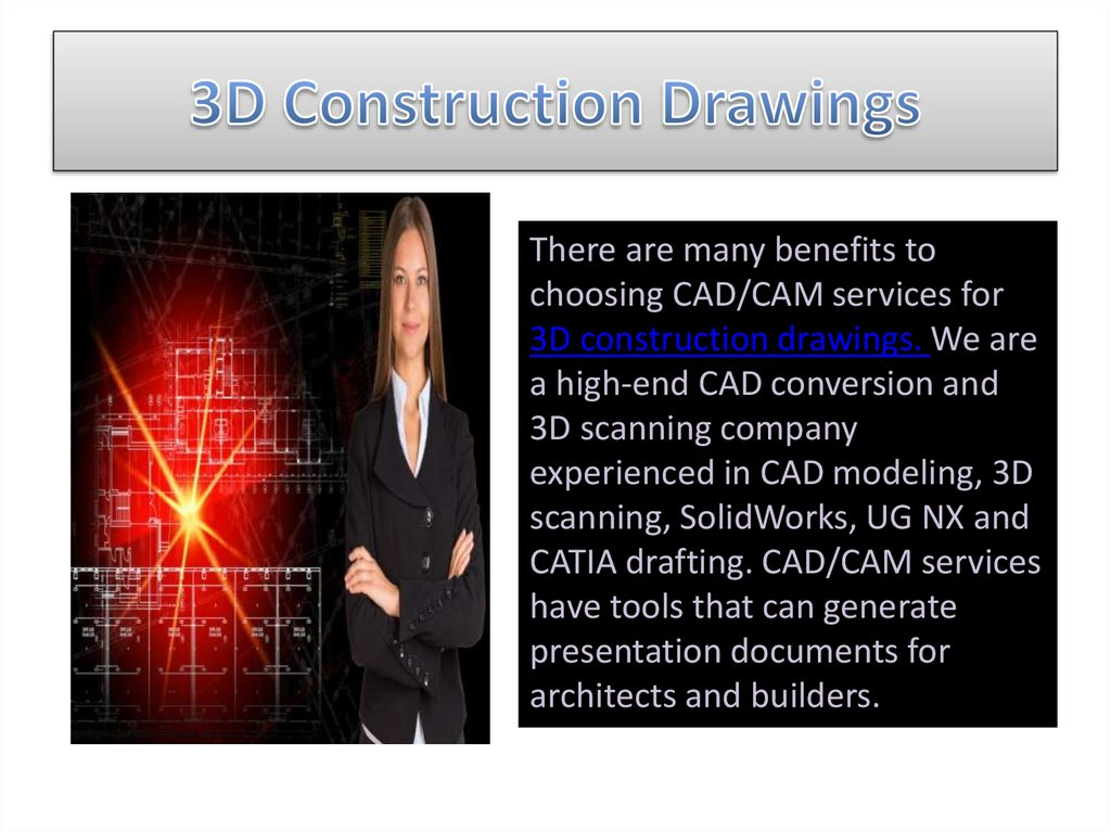 3D Construction Drawings