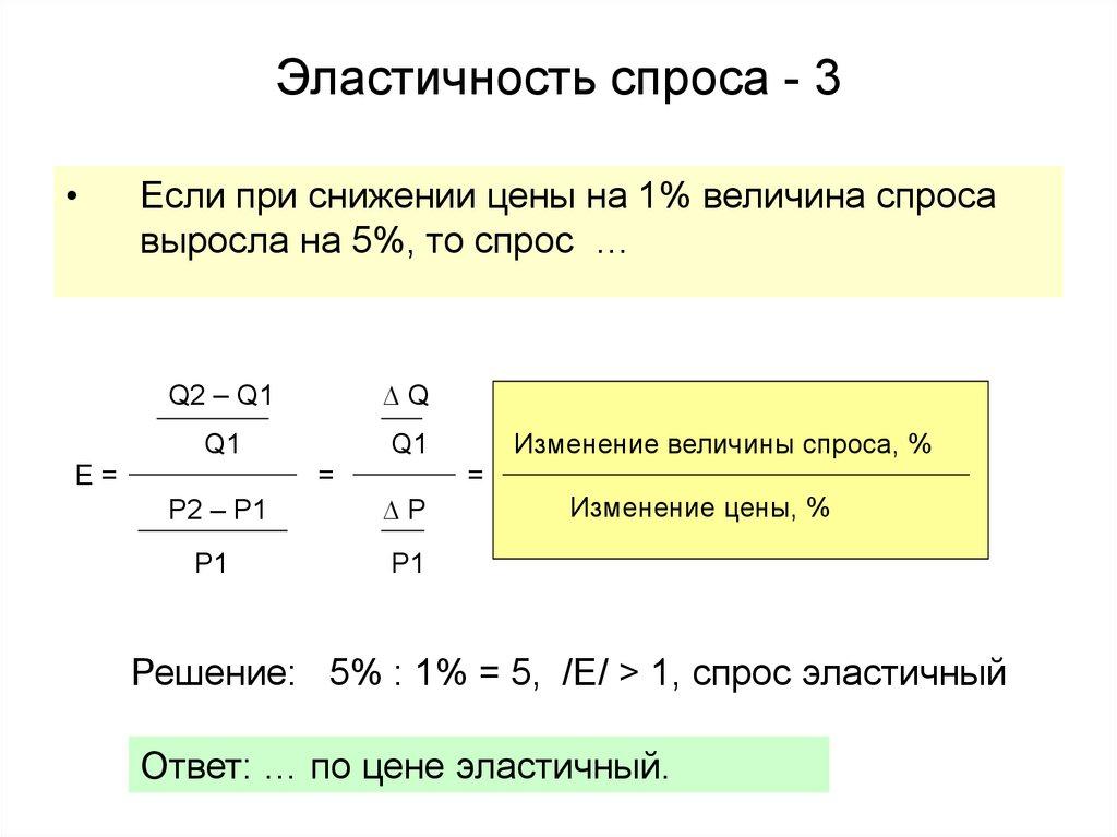 Решение задач по точечной эластичности решение задач по физике орлов
