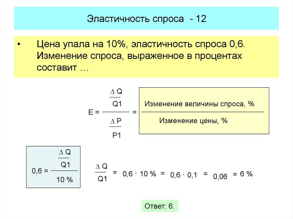 Коэффициент перекрестной эластичности примеры решения задач указать ошибку решения задачи брошены две игральные кости