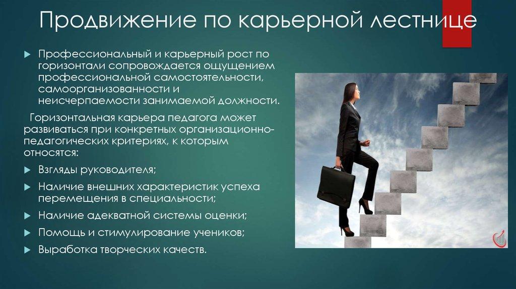 показывает поздравления по карьерной лестнице неотъемлемая часть
