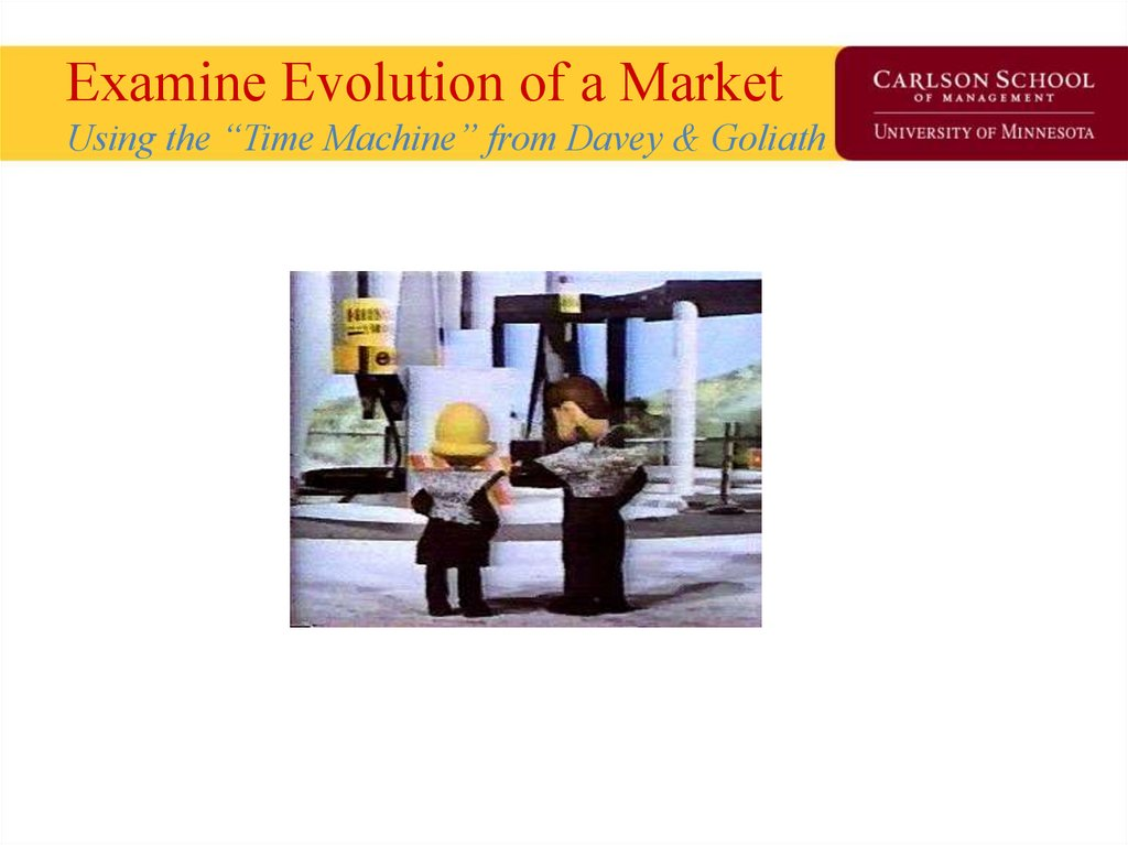 "Examine Evolution of a Market Using the ""Time Machine"" from Davey & Goliath"