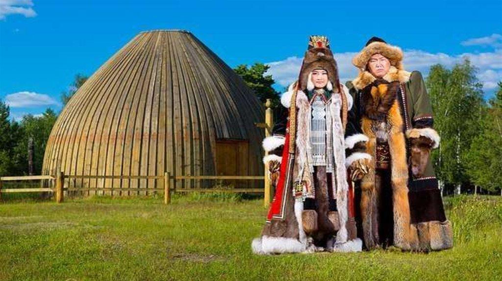 этого якутская национальная одежда фото последнее
