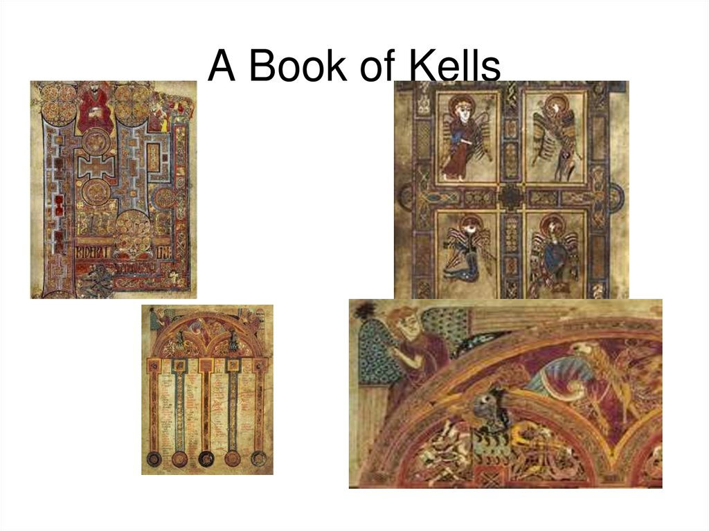 A Book of Kells