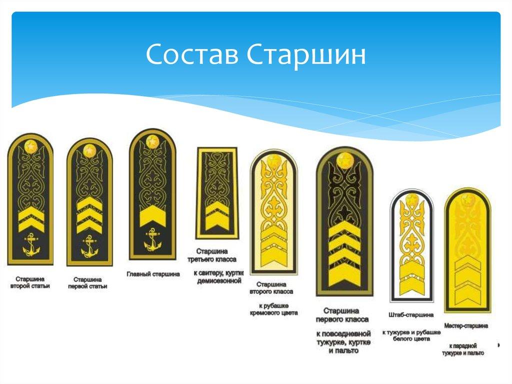 воинские звания казахстана с картинками поделился ими