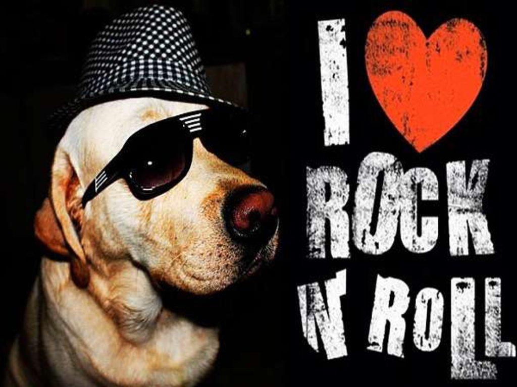Открытка днем, открытки с днем рок-н-ролла