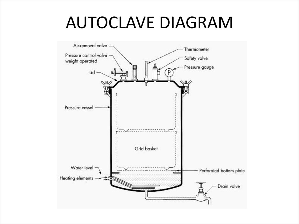 autoclave diagram wiring diagramecology of microorganisms online  presentationautoclave diagram 16
