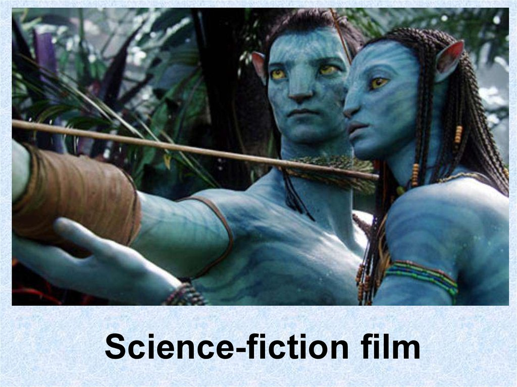 Science-fiction film