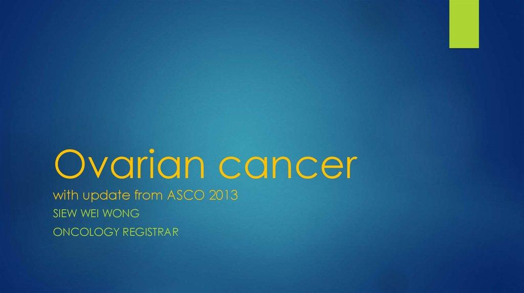 cancer ovarian.ppt