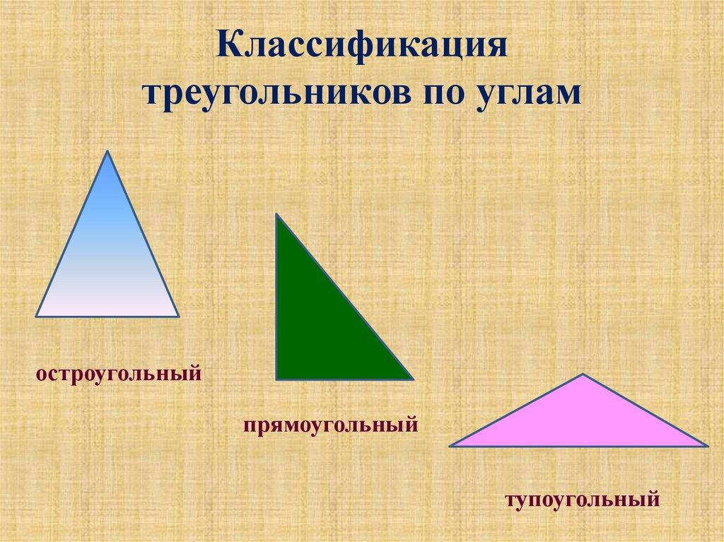 фотографии примеры треугольника картинки основном