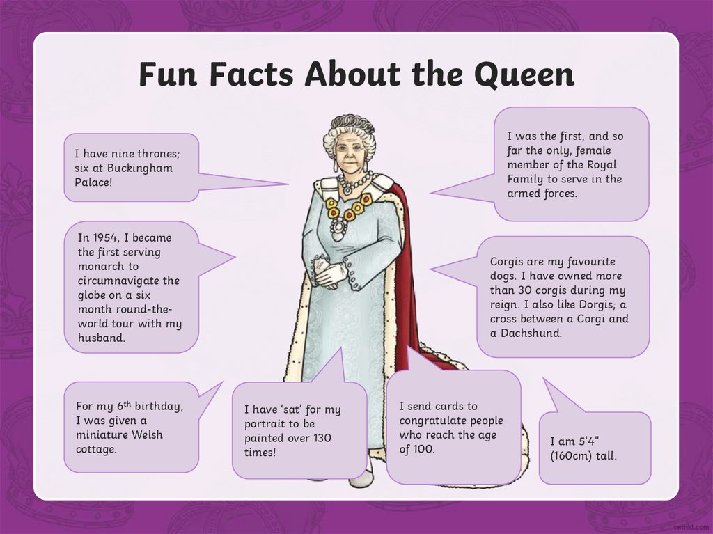 Fun Facts About the Queen