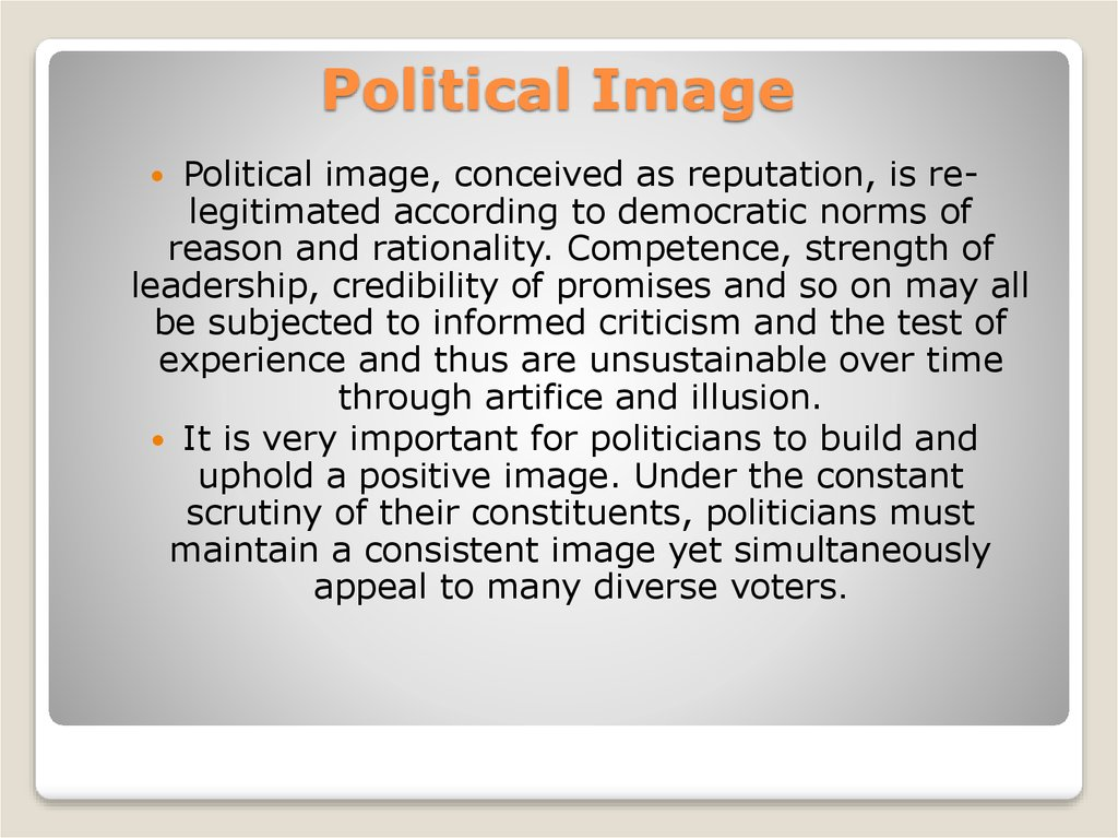Political Image