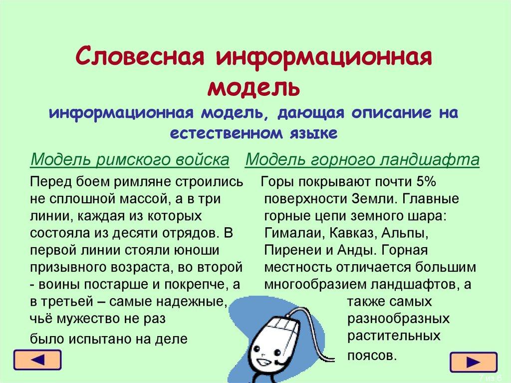 Информационная девушка модель объекта практическая работа девушка модели работа за рубежом